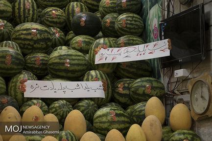 بازار+شب+یلدا+