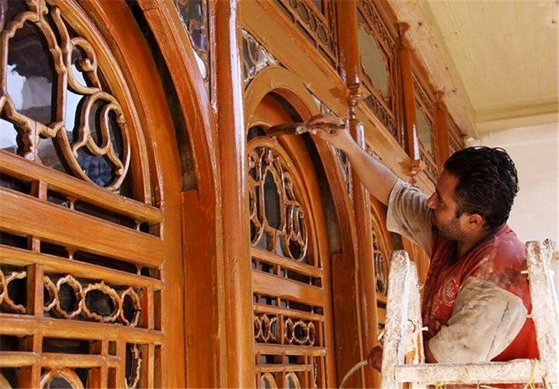 800 طرح مرمت آثار تاریخی در استان اصفهان اجرا شده است