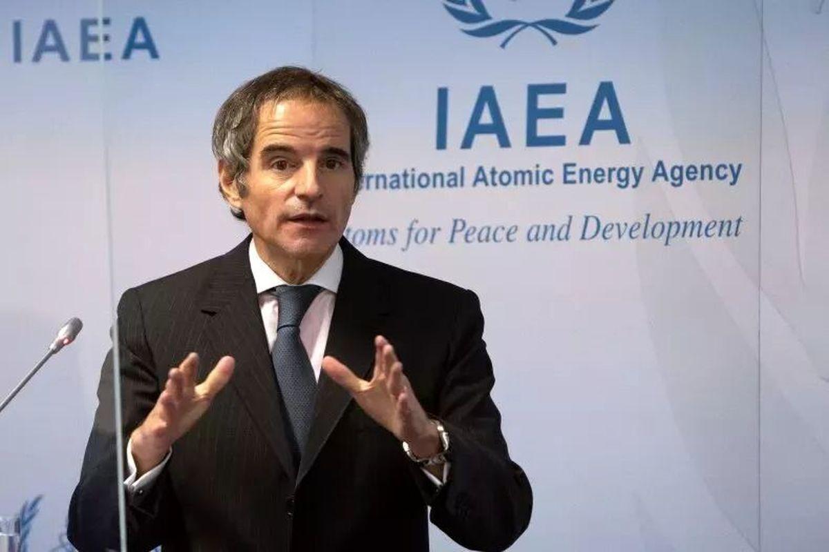 مدیر کل آژانس بینالمللی انرژی اتمی ساعاتی دیگر وارد تهران میشود