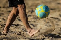 قرعه کشی مسابقات قهرمانی فوتبال ساحلی آسیا