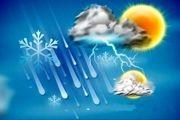 آغاز رگبارهای پاییزی باران در مازندران