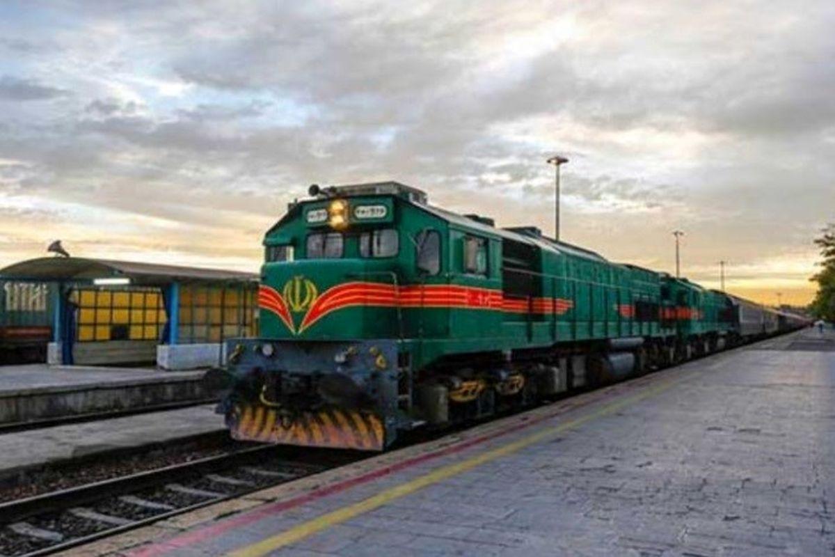 راه اهن یزد راهگشای حمل و نقل مواد معدنی از یزد به سایر استان ها