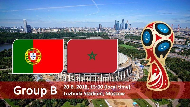 ترکیب تیم ملی فوتبال پرتغال و مراکش مشخص شد