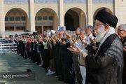 آغاز ویژه برنامه و مراسم عید فطر تهران در مصلای امام خمینی(ره)