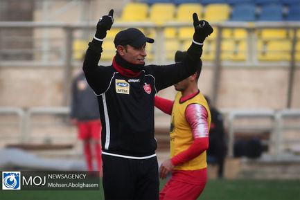 اولین تمرین پرسپولیس زیر نظر یحیی گل محمدی