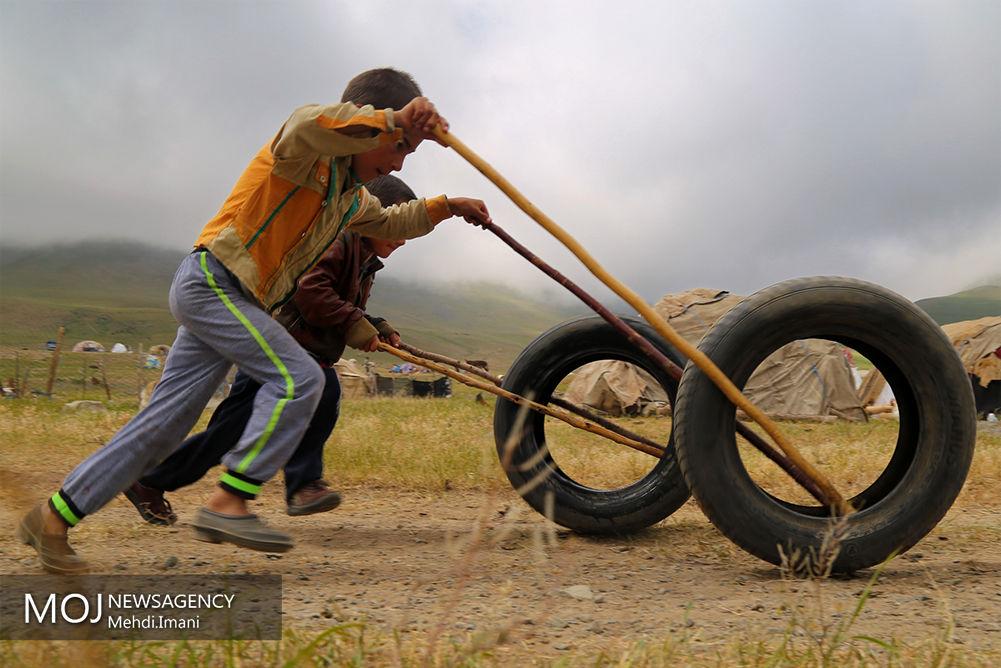 زندگی عشایر ارسباران در آذربایجان شرقی