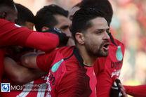نتیجه بازی پرسپولیس و تراکتور/ اولین برد یحیی گل محمدی در آزادی