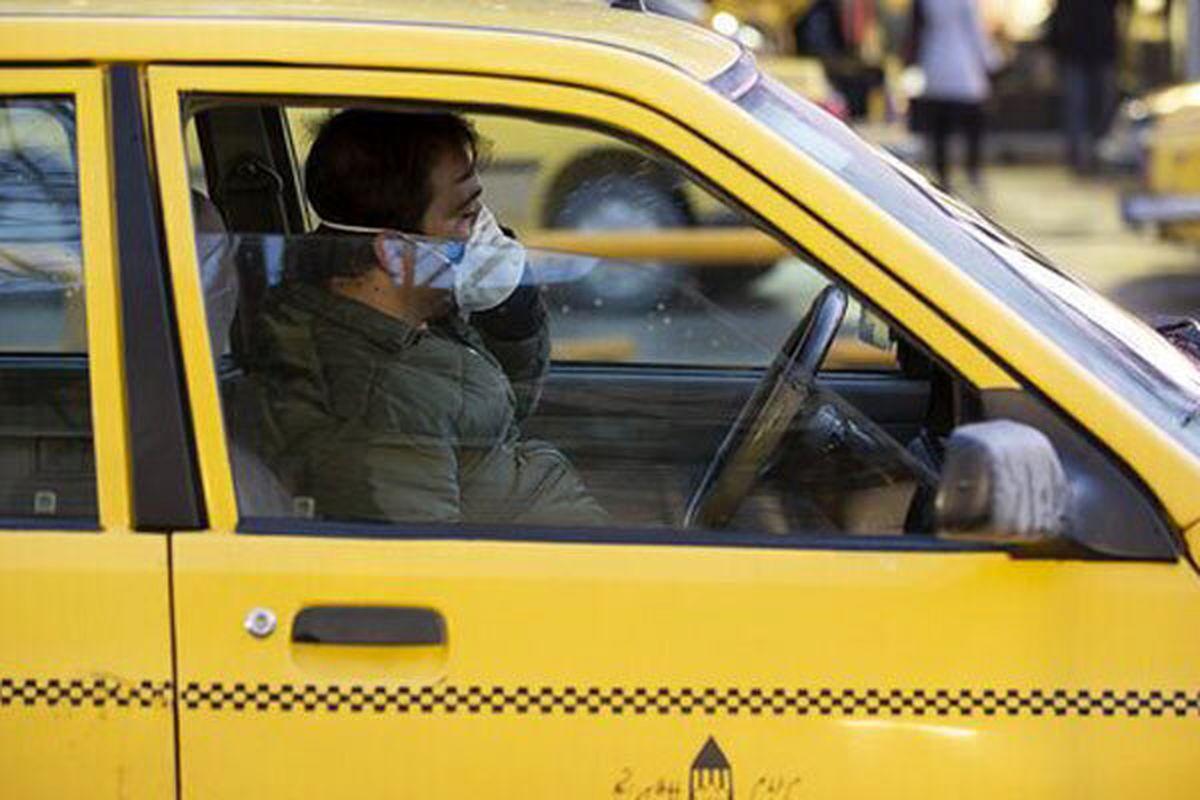 جرئیات نحوه ارائه تسهیلات کرونایی به رانندگان تاکسی