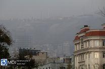افزایش آلودگی هوا در شهرهای صنعتی و پرجمعیت کشور