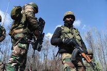2 سرباز هندی در درگیری های کشمیر جان باختند