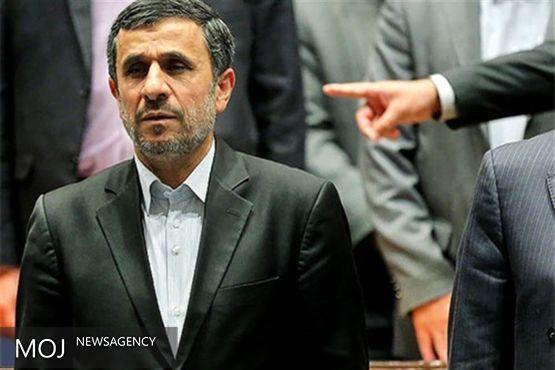 احمدی نژاد امروز به هنرمندان و سینماگران افطاری می دهد