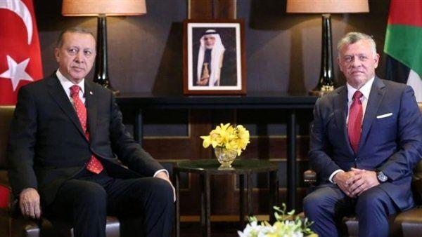 اردوغان به اردن سفر می کند