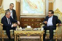 شمخانی: هیچگونه توافقی نباید زمینهساز تجزیه سوریه باشد