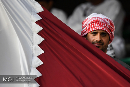 فینال جام ملت های آسیا - تیم ملی فوتبال قطر و ژاپن