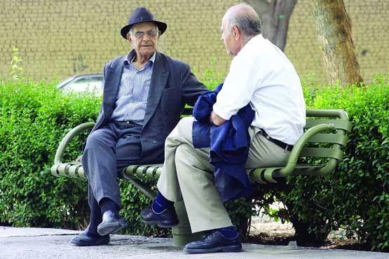 ایران در مرحله اول سالمندی است