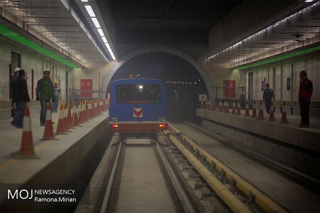 طرح اتصال ایستگاه های مترو به ایستگاه های راه آهن اجرا می شود