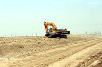 جاده کمربندی بستان تردد زائران اربعین را سهولت می بخشد