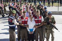 موج تازه محاکمه مظنونان به شرکت در کودتای نافرجام ترکیه