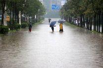 سیل در مرکز چین، 10 کشته و 3 مفقود برجا گذاشت