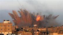 تجاوز مجدد رژیم صهیونیستی به نوار غزه