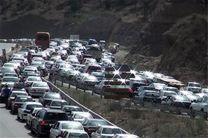 وضعیت ترافیکی و جوی جادهها در سوم فروردین ماه