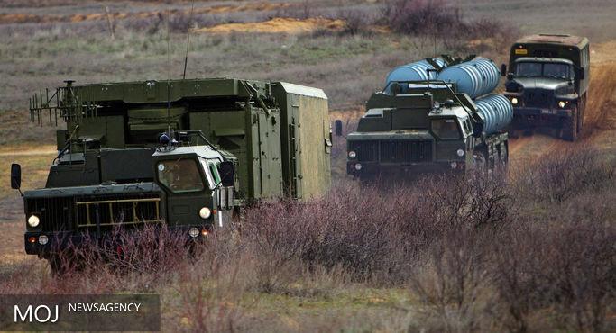 ارتش روسیه بزودی به سامانه موشکی اس ۳۵۰ مجهز می شود + عکس