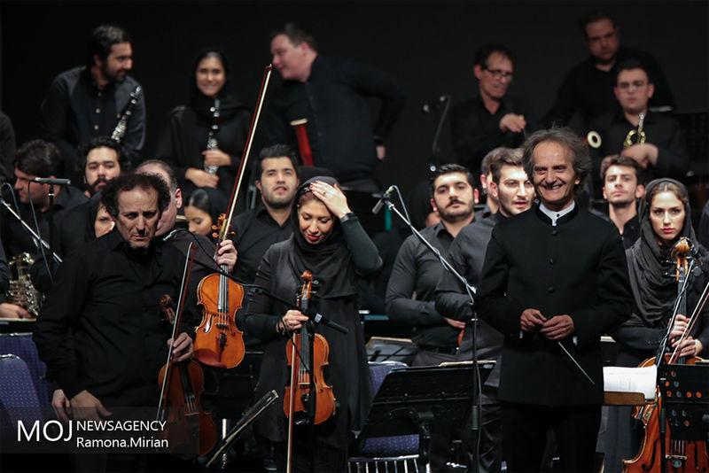 اجرای برترین موسیقی متنهای دنیای سینما در ارکستر سمفونیک تهران