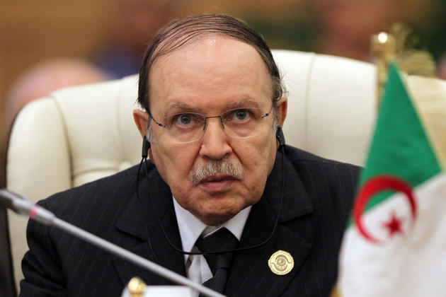 اعتراض مردم الجزایر علیه بوتفلیقه