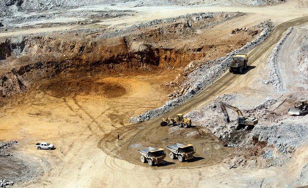 پیشبینی تولید 12 تن ماده معدنی در هرمزگان