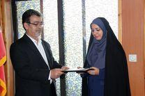 مهنا بابایی سرپرست اداره فرهنگ و ارشاد اسلامی شهرستان شفت  شد