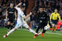 ساعت بازی رئال مادرید و پاری سن ژرمن مشخص شد