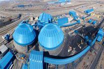 دستیابی به بیشترین تولید ماهانه گندله در فولاد سنگان
