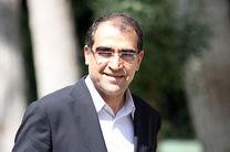 وزیر بهداشت وارد باکو شد