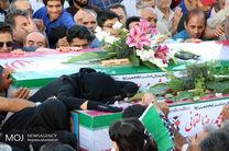 جزئیات تشییع پیکر 110 شهید دفاع مقدس در تهران