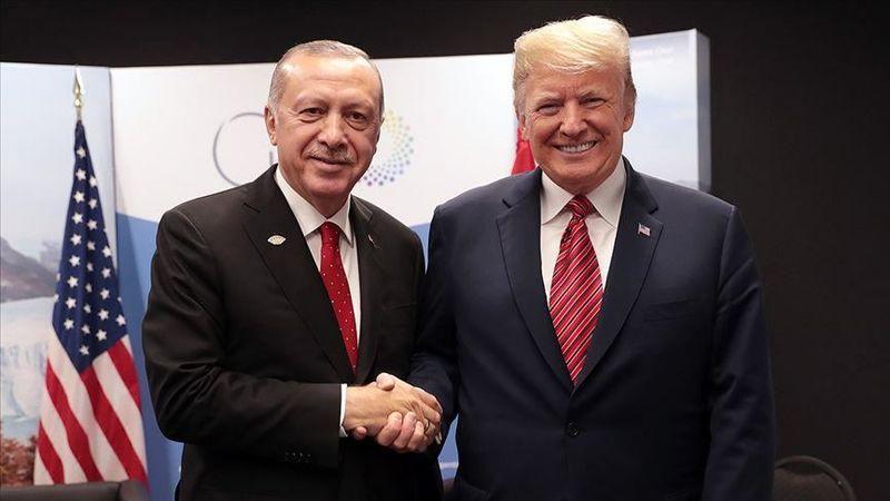 روسای جمهور آمریکا و ترکیه در حاشیه نشست جی 20 دیدار می کنند