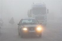 بارش برف و باران در جاده های 7 استان کشور/کاهش دید در 4 محور مواصلاتی