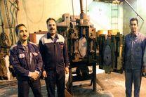 بومی سازی دریچه کشویی پاتیل های فولاد در شرکت ذوب آهن