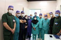 تعویض دریچه آئورت بدون نیاز به عمل باز قلب