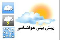 وضعیت آب و هوای کشور در ایام عزاداری
