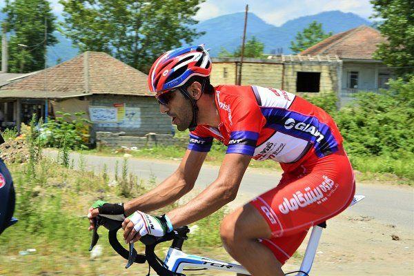 صعود آروین گودرزی به رده پنجم تورهای آسیایی در رنکینگ UCI