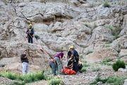 سقوط از کوه صفه جان جوانی 21 ساله را گرفت