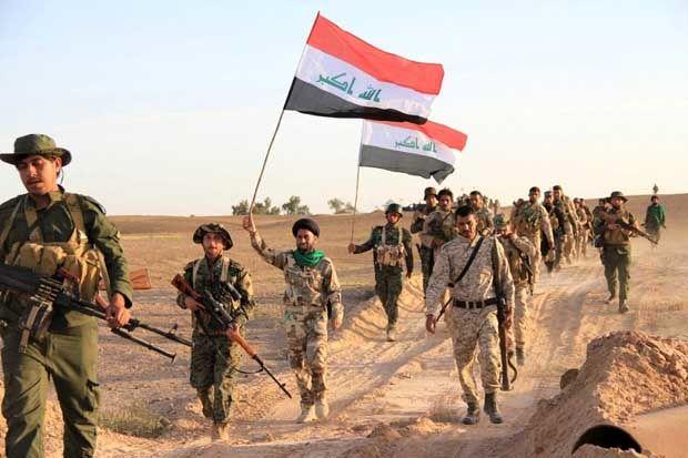 کشف یک موشک کاتیوشا آماده شلیک در بغداد