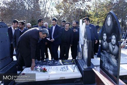 تجدید میثاق مدیران شهرداری تهران با آرمان های امام راحل
