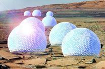 سازه های گنبدی، بهترین سازه ها برای رشد تمدن بشری در مریخ