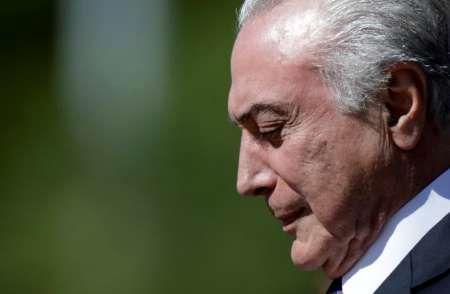 رئیس جمهور برزیل از اتهام فساد تبرئه شد