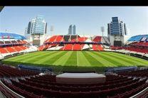 ورزشگاههای ابوظبی و مسقط محل رویارویی پرسپولیس و الهلال