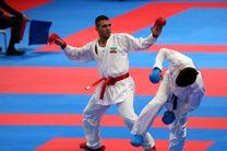 پخش رقابت های کاراته قهرمانی جهان به صورت زنده از شبکه سه سیما