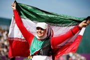 زهرا نعمتی در میان کمانداران برتر مسابقات جهانی هلند