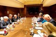 وزیر خارجه استونی با ظریف دیدار کرد