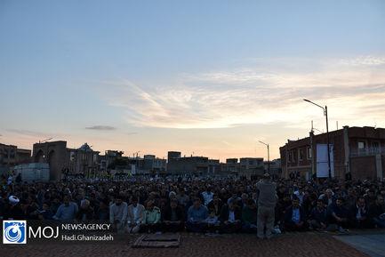 اقامه نماز عید سعید فطر در اردبیل